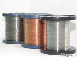 Проволока из цветных металов Ø 5, 25 - ст. Л63