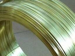 Проволока латуная ЛС59 ф 3-7мм