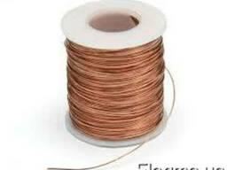 Проволока медная электротехничная 0, 35 мм диаметр