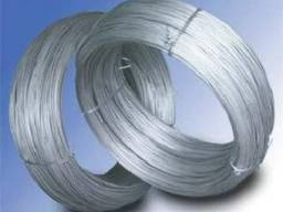 Проволока Нержавеющая пружинная ст. AISI ф0, 3мм-5, 0мм