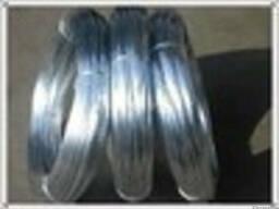 Проволока Безинал оцинкованная цинк алюминий диам 2, 5мм