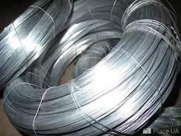 Проволока оцинкованная стальная ф 0, 8-5, 0 мм ГОСТ 3282-74