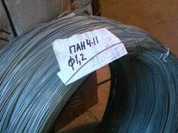 Проволока ПАНЧ-11 ф0, 8мм в Запорожье