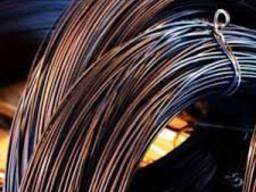 Проволока пружинная 1,0-8,0мм ст70; ст60с2а