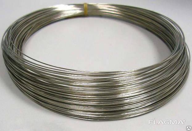 Трос сталевий оцинкований 6 ММ, довжина 50 М. сталевий Трос.
