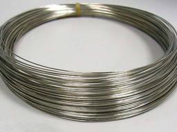Проволока рессорно-пружинная Ø 6, 5 - ст. 70 (65Г)