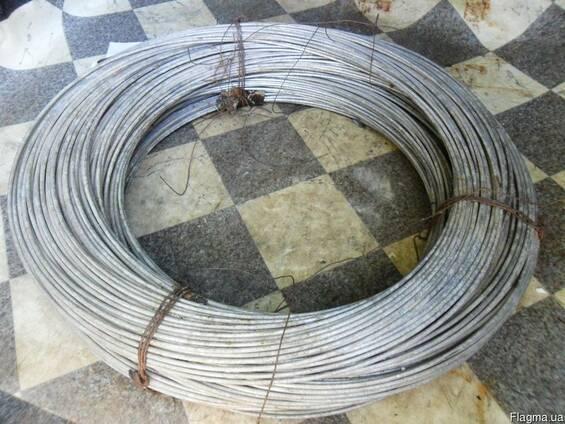 Проволока сталеалюминевая диам 4.3мм