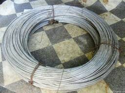 Проволока сталеалюминевая диам 4. 3мм