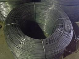 Проволока стальная без покрытия т/о мягкая ГОСТ 3282-74