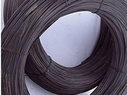 Проволока ТО Ø1, 2; 2; 3; 4 мм, термообработанная отожженная