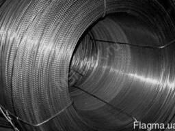 Проволока ВР-1 из низкоуглеродистой стали