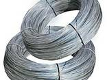 Проволока стальная низкоуглеродистая Ф 3,5 мм - фото 1