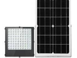 Прожектор светильник на солнечной батарее 90LED 100W рефлект