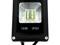 Прожектор светодиодный LEEK LE FL SMD LED3 10W CW IP65