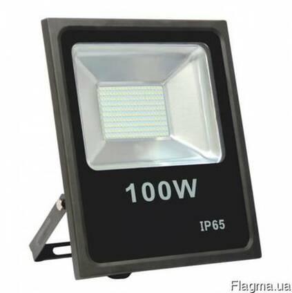 Прожектор светодиодный LEEK LE FL SMD LED3 100W CW IP65