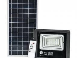 Прожектор светодиодный с солнечной панелью Tiger-2 Horoz