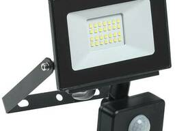 Прожектор светодиодный СДО с датчиком движения IP54 ИЕК ассо