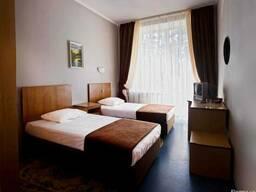 Проживание в отеле
