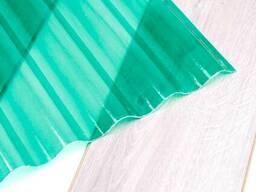 Прозрачный шифер из стеклопластика армированный (ПВХ) - фото 3