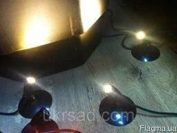 Комплект прудовых фонариков Atlantic Solw2X4, 4шт. ,8 Ватт