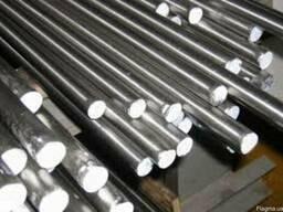 Пруток нержавіючий круглий50 mm AISI 304 h9 дл. 3, 0 м 0, 77м