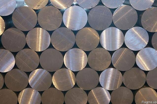 Алюминиевый круг (пруток) марки В95 диаметром 40 мм