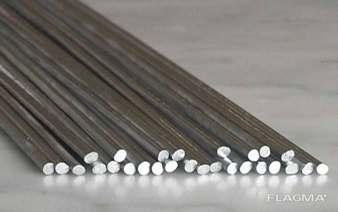 Круги инструментальные Р6М5 прутки ф 10 мм