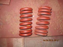 Пружина бетоносмесителя (СБ-138Б. 63. 003А). Пружина для бетоносмесителя СБ-138Б.