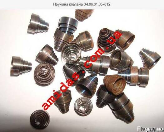 Пружина клапана 34.06.01.05-012 Пружина клапана на компрессо