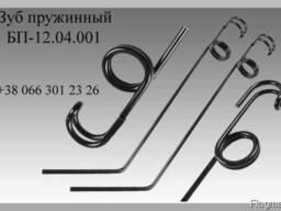 Пружины к технике производства Уманьферммаш