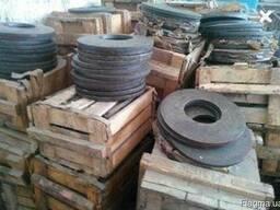 Пружины тарельчатые сталь 60с2а , ГОСТ 3057-90 в ассортимент