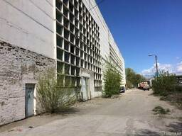 Прямая аренда 660 м2 склада на берегу Днепра.