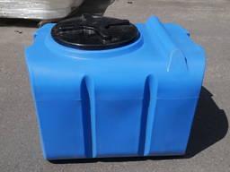 Прямоугольная емкость для воды на 200 литров, SK-200