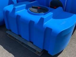 Прямоугольная емкость для воды SK-650 литров