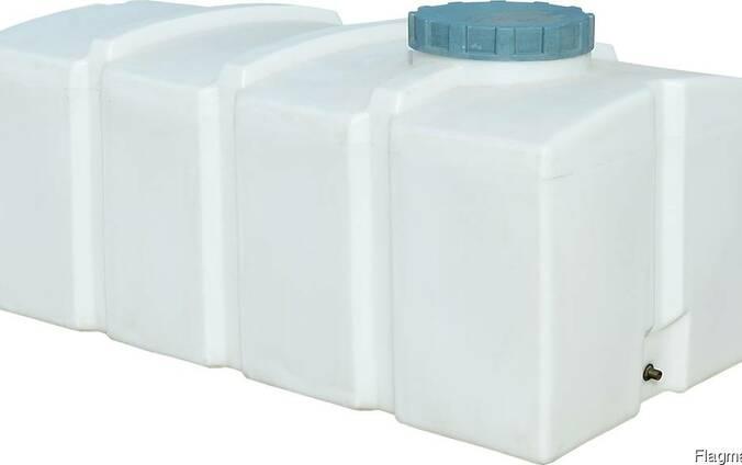 Прямоугольная ёмкость для воды: удобно и эффективно