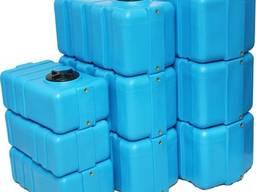 Прямоугольные емкости для воды SG, SK