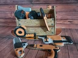 Подарок мальчику набор пряничных инструментов пряничные топперы