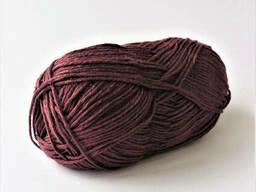 Пряжа Borgo de Pazzi Sira 17 Фиолетовая