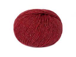 Пряжа Borgo de Pazzi Tweed 103 Красная (2444923)
