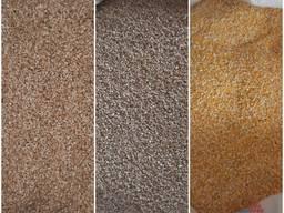Пшенична , ячна, кукурудзяна крупи