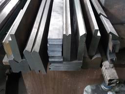 Ножи для листогибов 2500, 2000 ремонт и изготовление