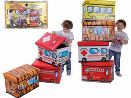 Пуф детский складной, детская игровая мебель в ассортименте