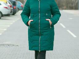 Пуховик зимний женский(50-58), доставка по Украине