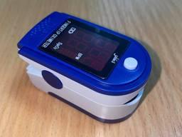 Пульсоксиметр медицинский Pulse Oximeter Jziki оригинал сертифицирован