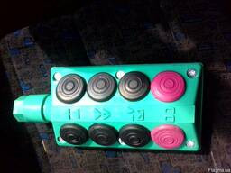 Пульт дистанційного керування погрузчиком КШП-6 на 8 кнопок.