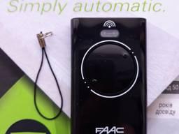 Пульт для автоматики FAAC (ворота, роллеты, шлагбаумы)