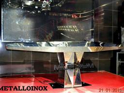 Пульт для DJ . Изготовитель: Metalloinox