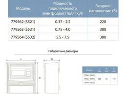 Пульт управления 380В 5.5-7.5кВт+датчик уровня Aquatica (779564)