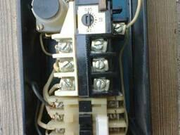 Пульт управления электродвигателя с тепловой защитой - фото 3