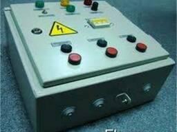 Пульт управления типа ШЭТ 5901-03А2А